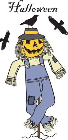 espantapajaros: Espantap?jaros de Halloween