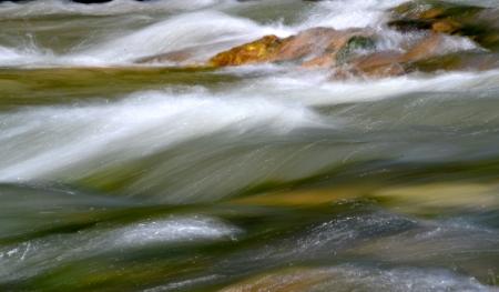 rapids river Stock Photo