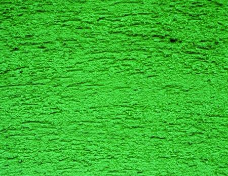 green plaster Stock Photo