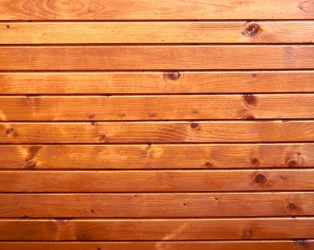 wood wall: orange wooden plate texture