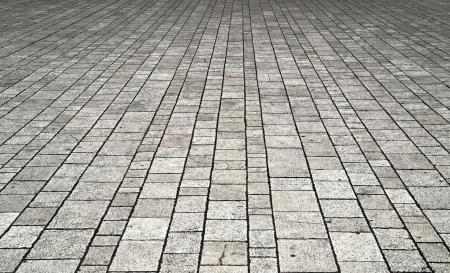 achtergrond of textuur met brokken steen tegels