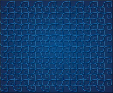 textura: sfondo astratto di luce blu modello increspature su fondo blu scuro