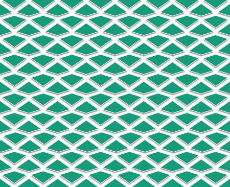 regularly: background or texture with regularly spaced polygons of emerald green