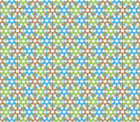 background or fabric abstract grid pattern fullcolor