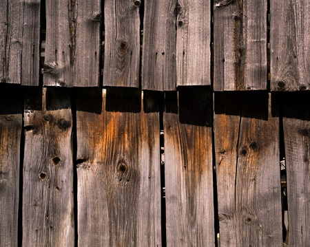 background or texture old wooden the barn paneling photo