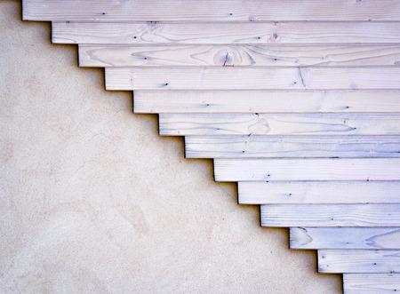 holzvert�felung: Hintergrund oder Textur Holzverkleidung mit d�nnen Platten