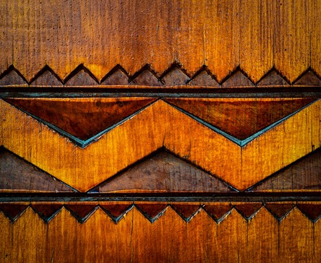 abstract background or texture detail woodcarving ornament