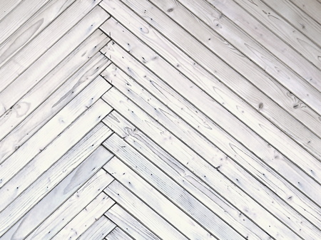 aslant: background or texture wood paneling with thin plates illustration Stock Photo