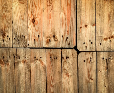 board panel: abstract background or texture wooden board panel Stock Photo