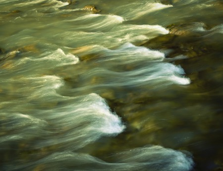abstract background or texture whitewater rapids river photo