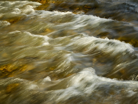 abstract background or texture spring rapid river photo