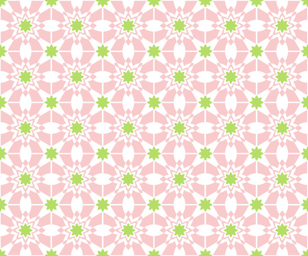 flowered: background or textile abstract retro pink flowered pattern