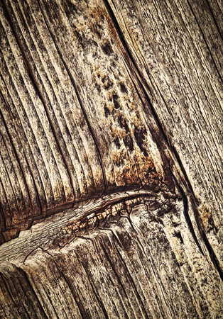 Abstract  background or texture retro aged wooden board Stock Photo
