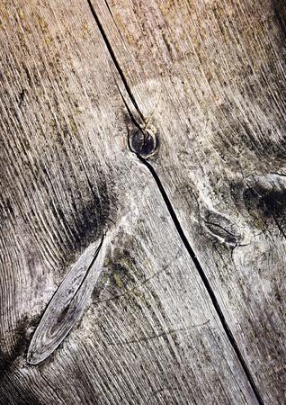 weatherworn: background or texture Detail of an old wooden board weatherworn
