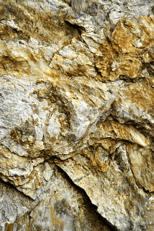 abstract backgroun d or texture limestone yellow in color Stock Photo