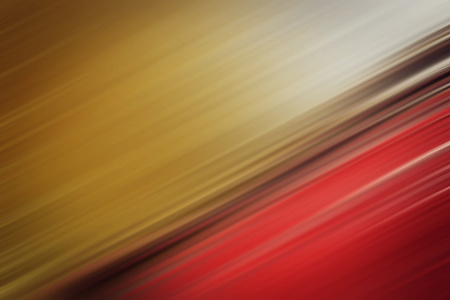 abstract slanting red gold blurred background