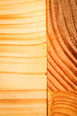 abstract background or texture detail of wood board and cut Stock Photo