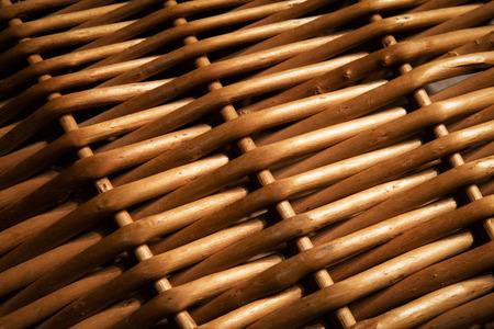 abstract background texture dark wicker basket