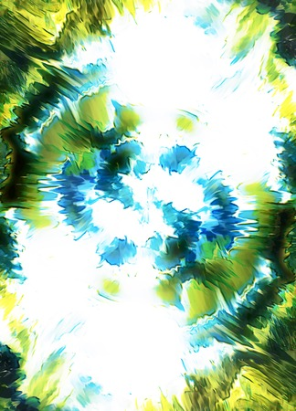 erupt: Abstract background and color effect and structure Stock Photo