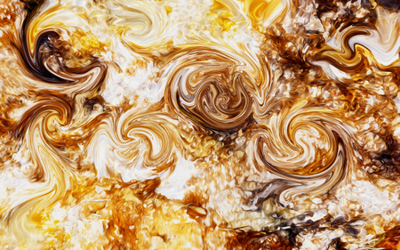 psique: abstract background with swirling movements in elemental structure.