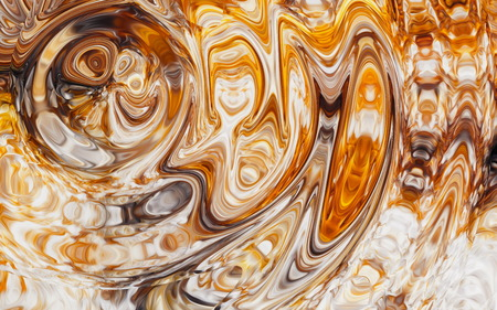 abstract background with swirling movements in elemental structure.