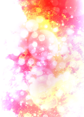Abstract cosmic space. color abstract background. Pink color.