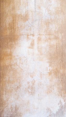 Texture De Mur De Roche. Fond ocre. Mur craquelé Banque d'images