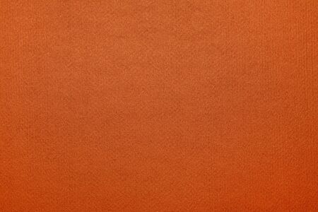 detail paper structure. orange paper background. clean paper