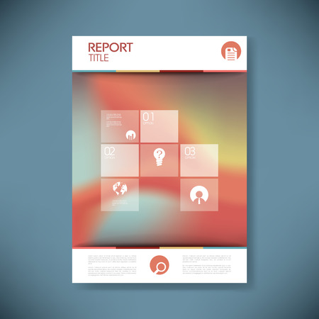 Annual Report Cover Page Template Photos Pictures Royalty – Annual Report Cover Page Template