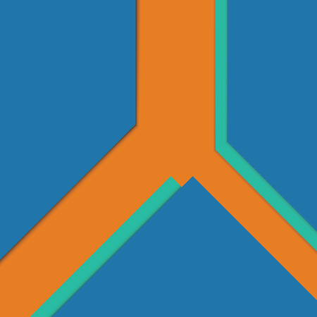 materials: Material design vector background.