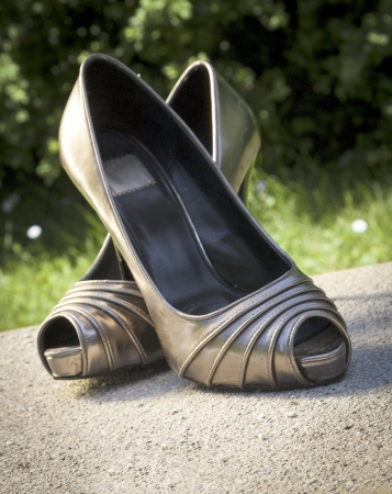 Ladies shoes Stock Photo - 18439438