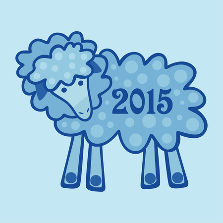 kinky: Blue lamb with the new 2015