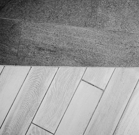 Slate tile ceramic, seamless texture square Archivio Fotografico