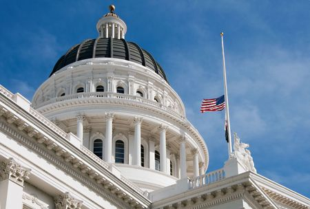 capital building: California State Capitol Building