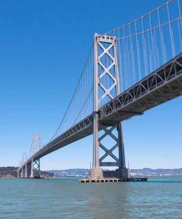 San Francisco Oakland Bay Bridge photo