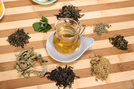anis: Infusions and teas