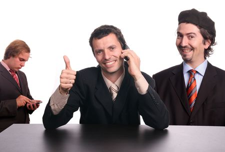 businessteam Stock Photo - 2702170