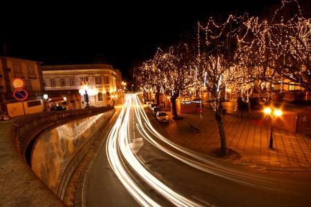 beautiful night shoot in viseu photo