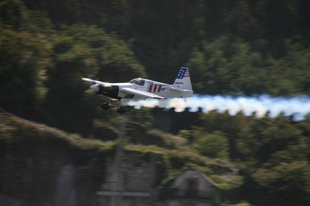 red bull air race (editorial image) photo