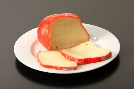 beautiful and tasty cheese photo