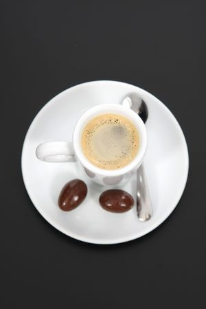nice and tasty breakfast coffee