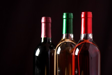 Red, rose and white wine, drink photo Stock Photo - 7766694