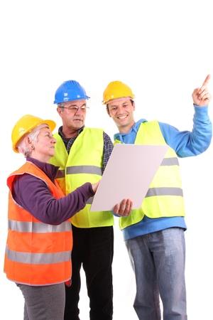architects, business photo Stock Photo - 13885969