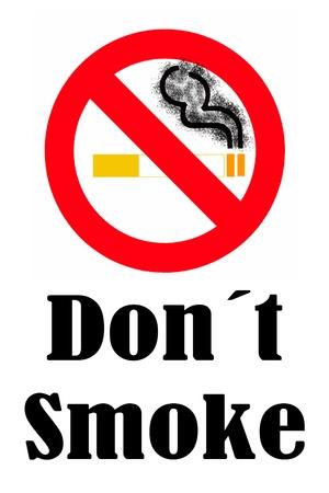 cigaret: Sign don