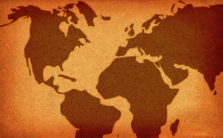 world map background, good for background