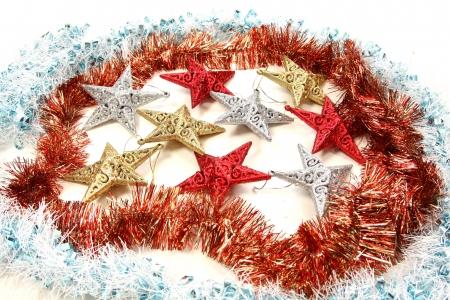 beautiful christmas decoration, decoration photo