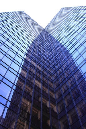 skyscraper, tower, taken from below, Business Centre photo