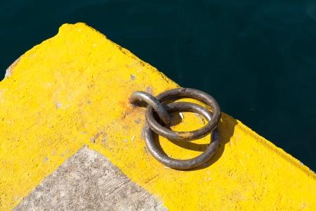 ring docking and mooring