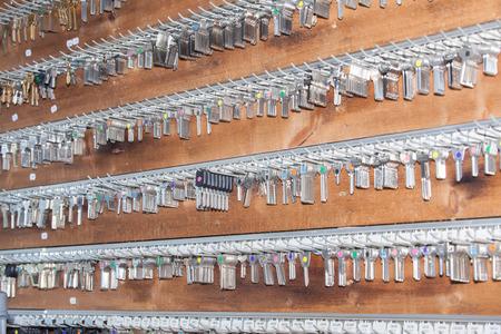 paneel om een slotenmaker