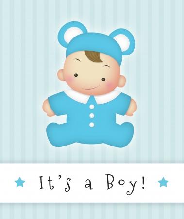 Its a Boy Standard-Bild